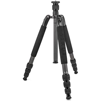 SIRUI N-2204SK Universal Tripod with Monopod, Bag and Strap - Carbon, 161.5 cm