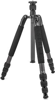 SIRUI N 2204SK Universal Drei /Einbeinstativ (Carbon, Höhe: 161.5cm, Gewicht: 1.77kg, Traglast: 15kg) mit Tasche und Gurt
