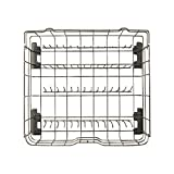 WD28X21715 GE Appliance Rack Lower Asm Complete