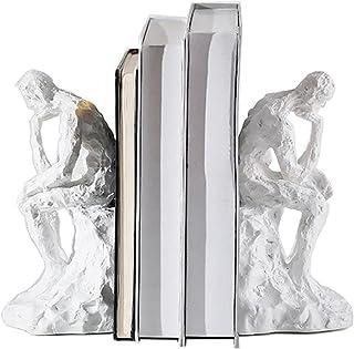 غلاف كتاب ديكور راتنج المفكر النحت غلاف كتاب ديكور المنزل ينتهي لعقد نهايات كتب للأرفف