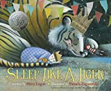 Sleep Like a Tiger by Mary Logue, illustrated by Pamela Zagarenski