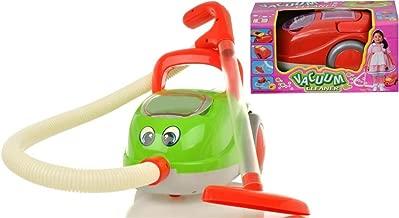 Aspirador para niños prémium Vacuum Cleaner, función de succión de luz, música, Aspirador de Juguetes, Aspirador de Juguete de Alto Factor de diversión como Kroko Doc