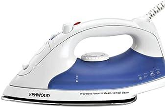 Kenwood Teflon Base Steam Iron, 1400W, Owst387008 - Blue