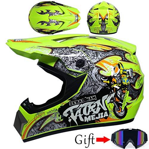 Motorhelm Motocross Helmet City Helmen Mountainbiking Helmen Motorcycle Crosshelmen Creatieve persoonlijkheid Locomotief Fietshelm