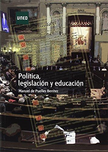 Política, legislación y educación (GRADO)