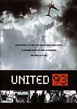 United 93 Poster B 27x40 Christian Clemenson JJ Johnson Polly Adams