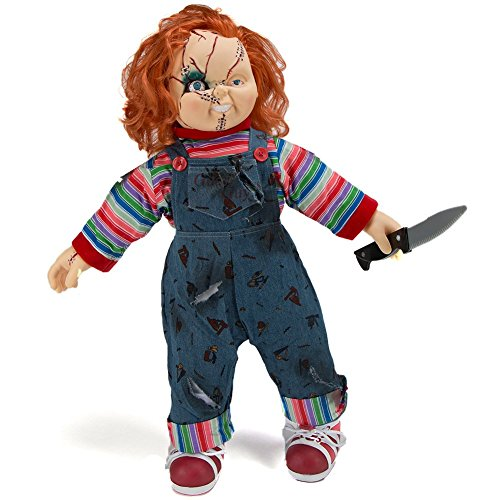 Childs Play Bride of Chucky 26' Good Guy Doll