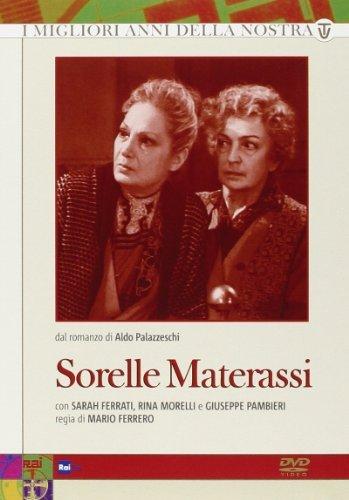 Sorelle Materassi (3 Dvd) by Sarah Ferrati