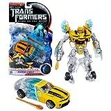 Transformers 3 Dark of the Moon Exclusive Deluxe Action Figure Bumblebee The Scan Series