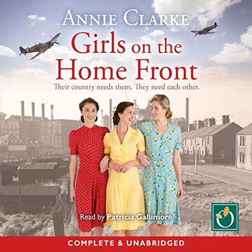 Girls on the Home Front: Factory Girls, Book 1