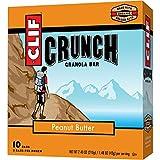 CLIF CRUNCH - Granola Bar - Peanut...