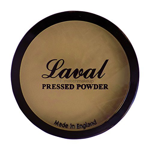Laval Creme Powder Compact Foundation - Translucent (Code-404) by Laval