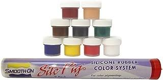 Silc-Pig Silicone Pigment 9-Pack Color Sampler