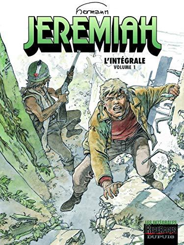 Jeremiah - Intégrale - tome 1 - Intégrale Jeremiah T1 (volumes 1 à 4)