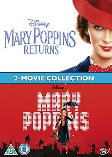 Mary Poppins Returns (1&2 Double Pack) [Edizione: Regno Unito]