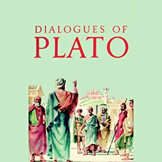 Dialogues of Plato audiobook cover art