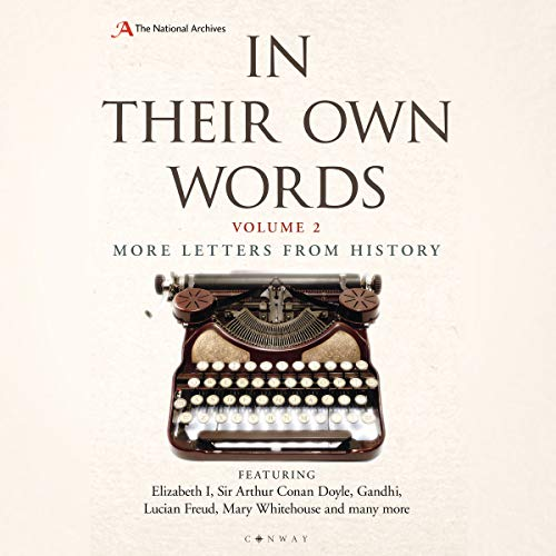 In Their Own Words 2 audiobook cover art
