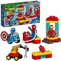 Lego 6288660 Lego Duplo Lego Duplo Marvel Avengers Laboratorium Van Superhelden - 10921, Multicolor