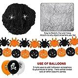 Zoom IMG-2 lisopo decorazioni halloween set 48