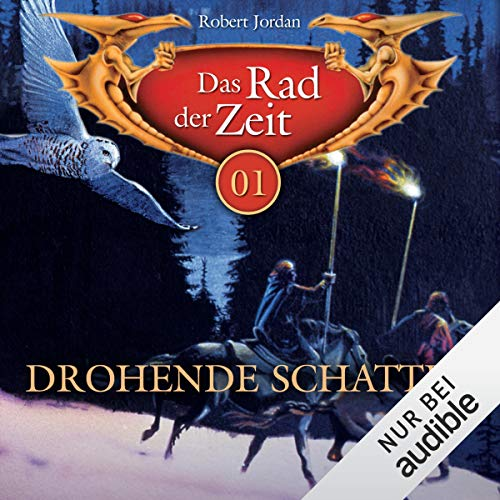 Drohende Schatten     Das Rad der Zeit 01              By:                                                                                                                                 Robert Jordan                               Narrated by:                                                                                                                                 Helmut Krauss                      Length: 16 hrs and 45 mins     1 rating     Overall 5.0