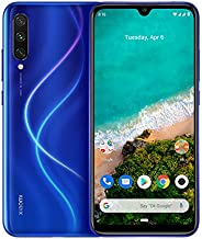Xiaomi Mi A3 64GB + 4GB RAM, Triple Camera, 4G LTE Smartphone - International Global Version (Not just Blue)