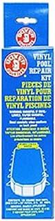 Boxer 859 Adhesives Under Water Vinyl Swimming Pool Repair Kit, 2-Ounce