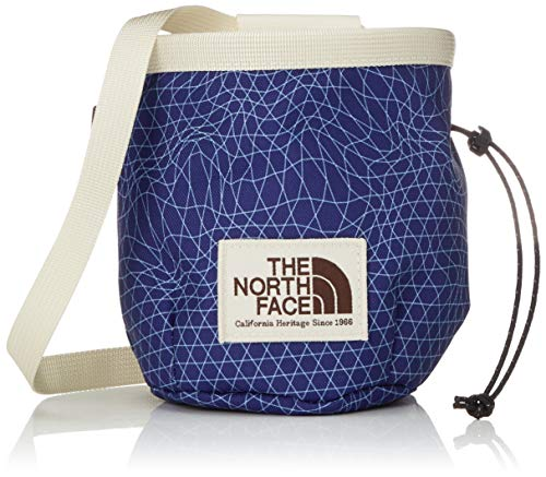 [ザノースフェイス] チョークバッグ K Loop Chalk Bag キッズ ループチョークバッグ NMJ71952 アズテックブルージオトポプリント