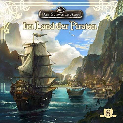 Im Land der Piraten: Das schwarze Auge 8