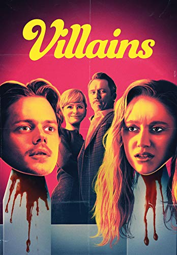 Villains [DVD]