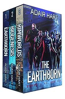 The Earthborn Box Set: Books 1-3 by [Adair Hart]