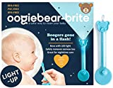 oogiebear Brite - Baby Nose Cleaner and Ear Wax Removal Tool. Baby Gadget with LED Light. Safe Snot Booger Picker for Newborns, Infants & Toddlers. Aspirator Alternative.