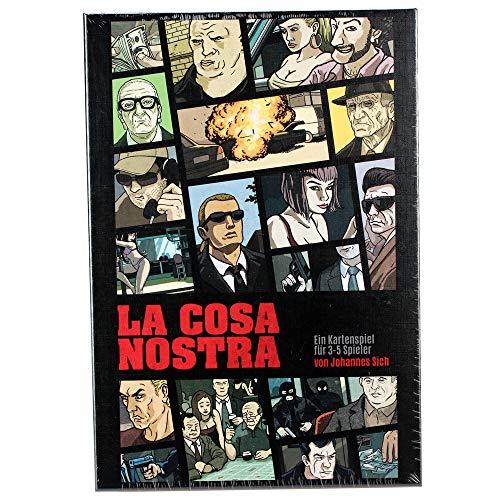 La Cosa Nostra (Spiel)