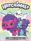 Hatchimal Connect The Dots: Adult Dot Art Coloring Activity Books (Unofficial High Quality)
