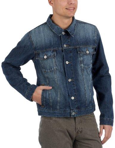 Tommy Hilfiger DNM Dung AREE Jacket Original Worn 880525446Hombre Chaquetas Azul (Original Worn) 58