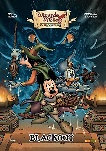 #MYCOMICS Wizards of Mickey - New (Mis) Adventures - Topolino Fuoriserie - Disney Panini Comics - Italiano