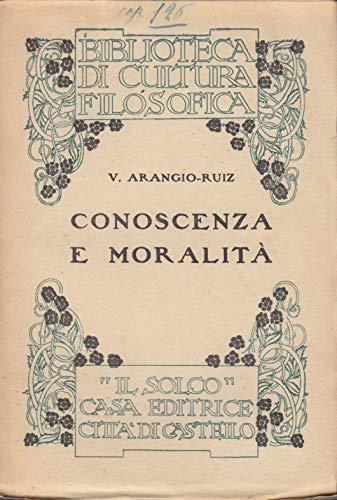 Conoscenza e Moralità