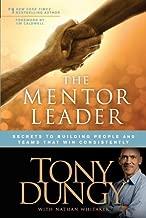 tony dungy leadership book
