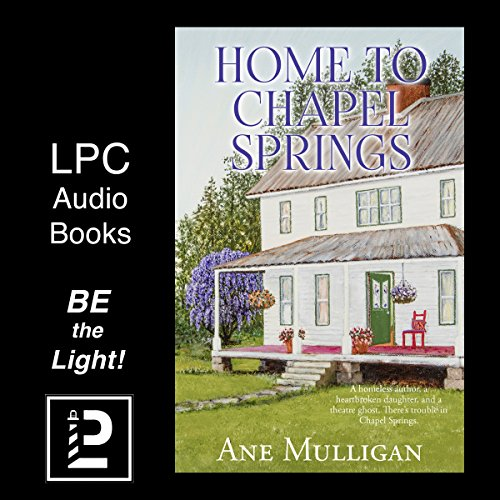 Home to Chapel Springs audiobook cover art