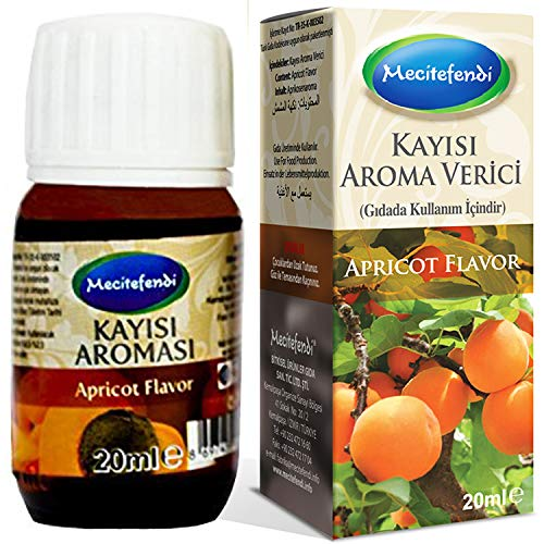 Mecitefendi arôme d'abricot 20 ml