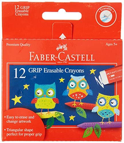 Creativity for Kids Grip Erasable Crayons 12/Pkg-