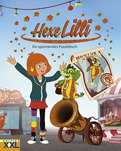 Hexe Lilli - Puzzlebuch
