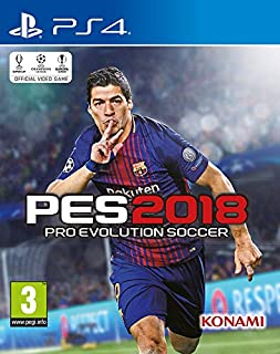 Konami Pes 2018 [Playstation 4]