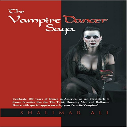 The Vampire Dancer Saga  By  cover art