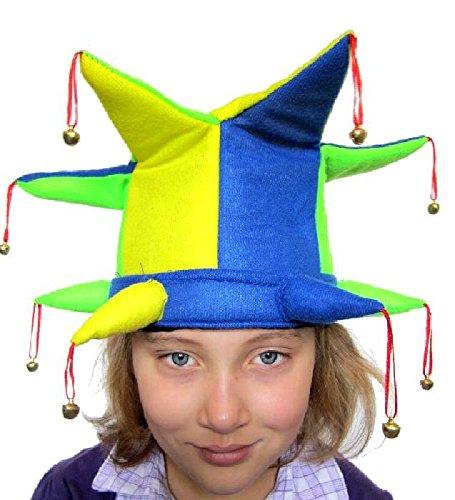 Mondial-fete - Chapeau Enfant Joker Royal