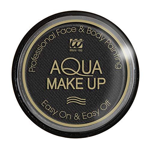 Widmann- Aqua Makeup, 004.WD9231B, Noir, Universale
