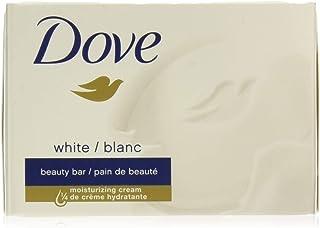DOVE Beauty Bar White 4 oz, 2 Bar