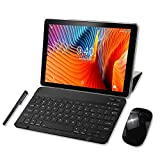 YOTOPT Tablette Tactile 10 Pouces 4G LTE, Android 9.0 Certifié par Google GMS Tablette PC 64Go, 4Go...