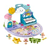 Fisher-Price-​ Little People, Cameretta Coccole, Playset Musicale...