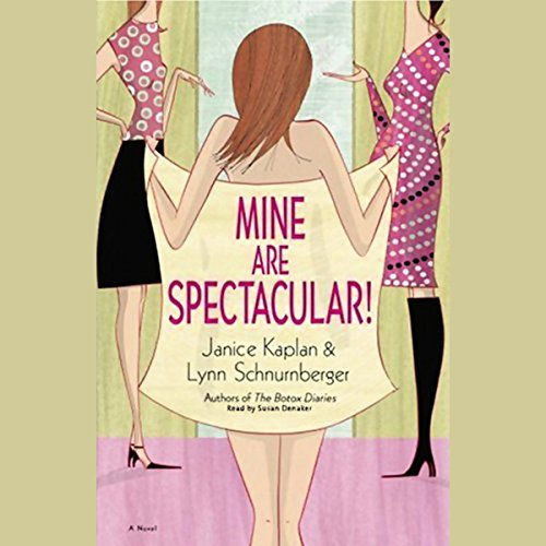 Mine Are Spectacular! audiobook cover art