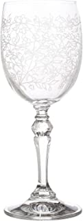 Drinkware Set, 6 Pieces, Clear